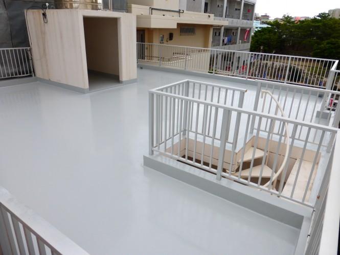 陸屋根 防水