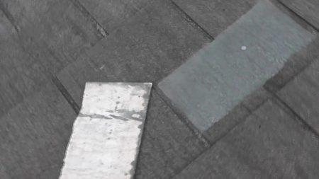 南 屋根 瓦破損