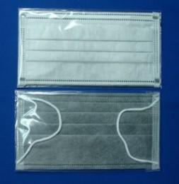 活性炭入り不織布マスク