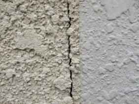 外壁/ひび割れ